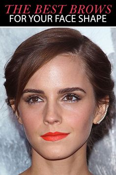 The Best eyebrows for your face shape