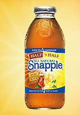 FREE 16 oz Snapple at Hess Express on http://www.icravefreebies.com/