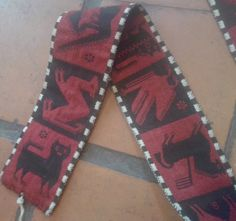 fina faja lana oveja telar criollo pampa jaguar condor llama