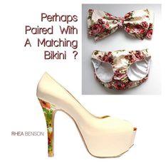 Rhea Benson shoes