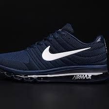 6a7af277fd0c Buying Nike Air Max 2017 Dark Blue White Logo Men Shoes Online is Always  Beneficial Reasons For Choosing Nike Air Max 2017 Dark Blue Shoes.