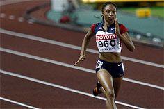 atletismo y algo más: 4378. En la reunión de Estocolmo Allyson Felix log...
