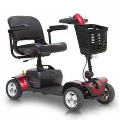 Pride GoGo Elite Traveller Sport Chair