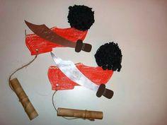 Kindergarten, Crochet Necklace, Crafts For Kids, Education, Crafts For Children, Kids Arts And Crafts, Kindergartens, Onderwijs, Learning