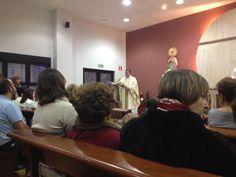 Misa Fiesta de las Familias 28 Dic 13