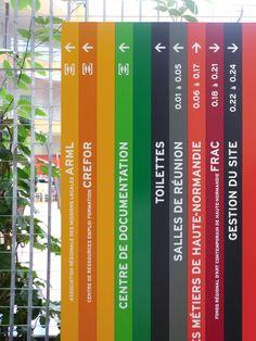 Resources Centre - Rouen by Jérôme Mignot, via Behance