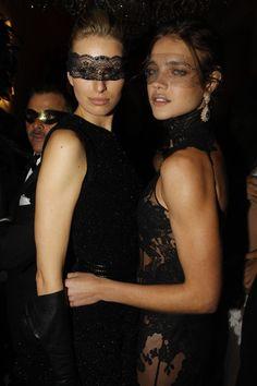 Bal Vogue: les plus beaux masques