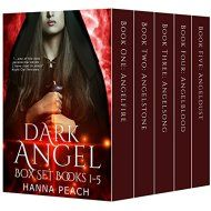 Dark Angel Complete Box Set by Hanna Peach ebook deal