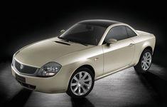 Lancia Fulvia Coupe concept from the 2003 Frankfurt Motor Show) Retro Cars, Vintage Cars, L Car, F12 Berlinetta, Alfa Romeo, Hot Cars, Maserati, Fiat, Concept Cars