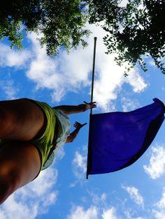 #colorguard flag
