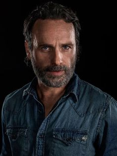 The man, the myth, the legend, the one, the only...O.G. Rick Grimes