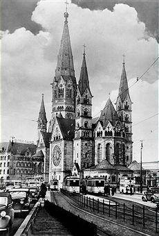 Berlin Gedächtniskirche ca.1938