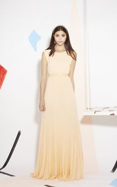 TRISS SLEEVELESS MAXI DRESS | Alice + Olivia |