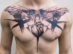 Tattoo Artist - Image Artcore -  tattoo