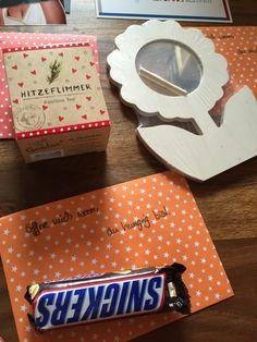 Snickers gegen Hunger