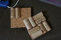 DIY Project: How to Make a Wine Cork Coaster