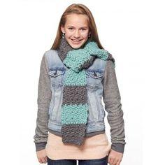 Free Beginner Women's Scarf Crochet Pattern