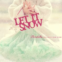 Florabella Collection {Photoshop Actions, Textures, Vintage Frames, etc.} is offering free Snow Overlays!