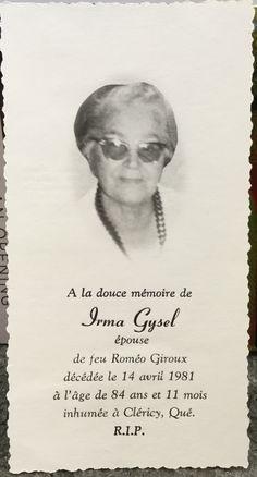 Grand-maman Giroux