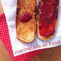 Biscayenne: para glotones irredentos: Mermelada de fresa sin puturrús