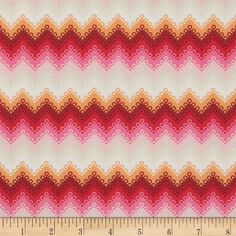 Online Shopping for Home Decor, Apparel, Quilting & Designer Fabric Fox Fabric, Pink Fox, Point Lace, Fabric Design, Chevron, Hot Pink, Sewing Projects, Quilts, Blanket