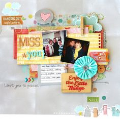 American Crafts Valentine's Day Blog Hop>> Leah Farguharson