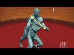 Tecnicas de combate y defensa personal que he encontrado a modo de animacion