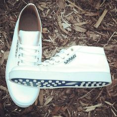 Savego leather sneakers
