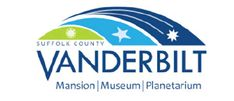 This museum pass is only available for Mastics-Moriches-Shirley Community Library Members. The Suffolk County Vanderbilt Museum is a unique combination of mansion, marine and natural history museum, planetarium, and park. This pass allows for two adults and up to four children under the age of eighteen.