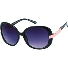 Electric Bolt Fashion Sunglasses for Women in Black Euro-Eyewear. $4.97