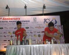 Phuket Raceweek 2013 Opening Party with Mount Gay Rum 160713_4703