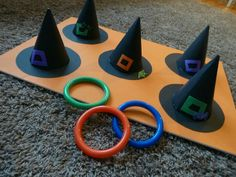 Kids Halloween party game