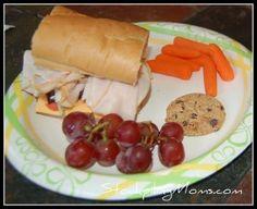 Turkey Sandwich Combo is my son's favorite meal for his lunchbox  http://www.stockpilingmoms.com/2010/07/turkey-sandwich-combo/