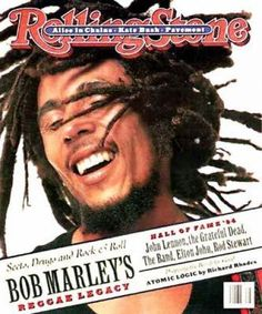 1994 Rolling Stone Covers Pictures - RS 676: Bob Marley   Rolling Stone