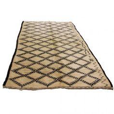 Nushka - Modern Berber rug 190 x 380 - £880 - Berber Rugs