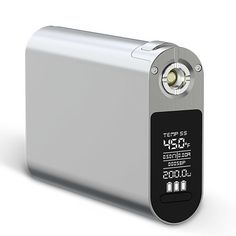 The Joyetech Cuboid 200 Mod features massive 200W maximum output, preheat functionality, new interface with custom logo and newly redesigned slim shape. The Cuboid 200 now requires 3x 18650 batteries to power this mod. The Joyetech Cuboid 200 uses the Variable TC feature with firmware V6.04 which supports Titanium, Nickel, and Stainless Steel wires in TC Mode and modified TCR available now.  The Joyetech Cuboid 200 also features stainless steel 510 threads and a wide border which matches…