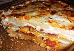Queso Fundido, Hungarian Recipes, Lasagna, Food And Drink, Cooking, Ethnic Recipes, Casserole, Potatoes, Kitchen