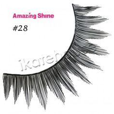 Amazing Shine False Eyelashes #28