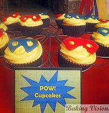 Henry Danger cupcakes Baking Visions