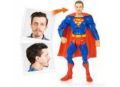 Personalized action figure
