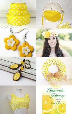 Hot Summer by Lorraine Dunnington on Etsy--Pinned with TreasuryPin.com