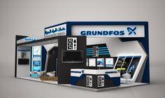 Grundfos Booths