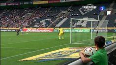 Casillas no logra evitar un segundo gol en contra del Oporto