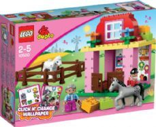Lego Duplo / Horse stable ( 10500 )