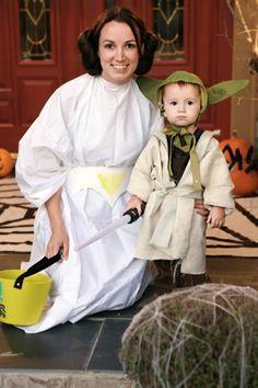 Jedi -  Family Costume Ideas