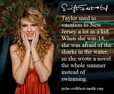 I would love to read it!! Already knew Tay was a songwriter but never assumed she had a novelist within her :)