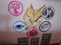 'Divergent' and 'Hunger Games' Wall Mural | Divergent Nation