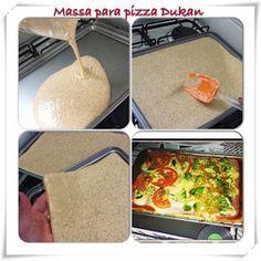 Pizza Dukan Mais