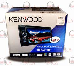 "Sourcing-LA: KENWOOD DDX471HD IN-DASH 6.1"" DVD/MP3/USB TOUCHSCR..."