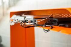 Kabel und Geräte verstecken und sortieren